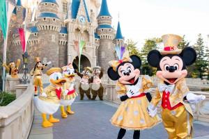 công viên Disneyland Tokyo