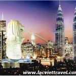 Du lịch Singapore- Malaysia- 06 ngày Tết dương lịch.