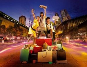 Du lịch sinapore Shopping