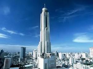 tòa nhà cao nhấtTHAILAND - BAIYOKE SKY TOWER 88 tầng