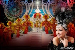 xem ca múa nhạc Alcaza show đặc sắc khi đi du lịch thái lan