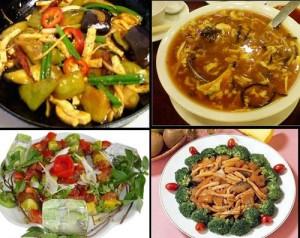 Món ăn Trung Quốc ngon