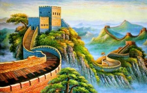 Vạn Lý Trường Thành Trung Quốc