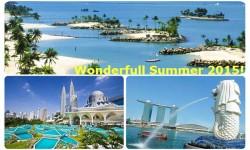 Du lịch SIngapore- Malaysia 06 ngày tháng 05