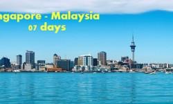 Du lịch Singapore - Malaysia 07 ngày