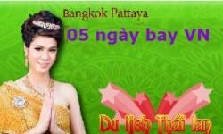Du lịch Thái Lan 05 ngày
