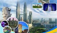 Du lịch liên tuyến 2 nước Singapore - Malaysia 06 ngày