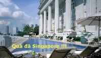Du lịch Singapore 04 ngay ừ Hồ CHí Minh