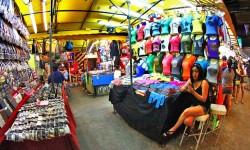 chợ đêm, chợ đêm thái lan, tín đồ mua sắm, tín đồ du lịch, du lịch thái lan, du lịch Lạc Việt, lacviet travel