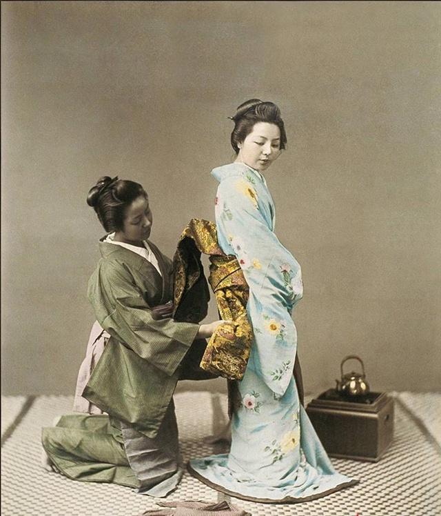 Ít ai biết trang phục truyền thống của Nhật Bản lại là sản phẩm được tổng hợp và chắt lọc từ thói quen ăn mặc của người Hoa, Triều Tiên và Mông Cổ, du lịch nhật bản, du lịch nhật, tour nhật, tour nhật bản, du lịch hè, tour nước ngoài, tour châu á