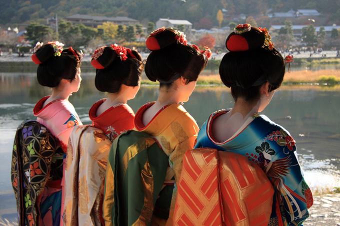"""Nhiều người lầm tưởng geisha là """"kỹ nữ"""", du lịch nhật bản, du lịch nhật, tour nhật, tour nhật bản, du lịch hè, tour nước ngoài, tour châu á"""