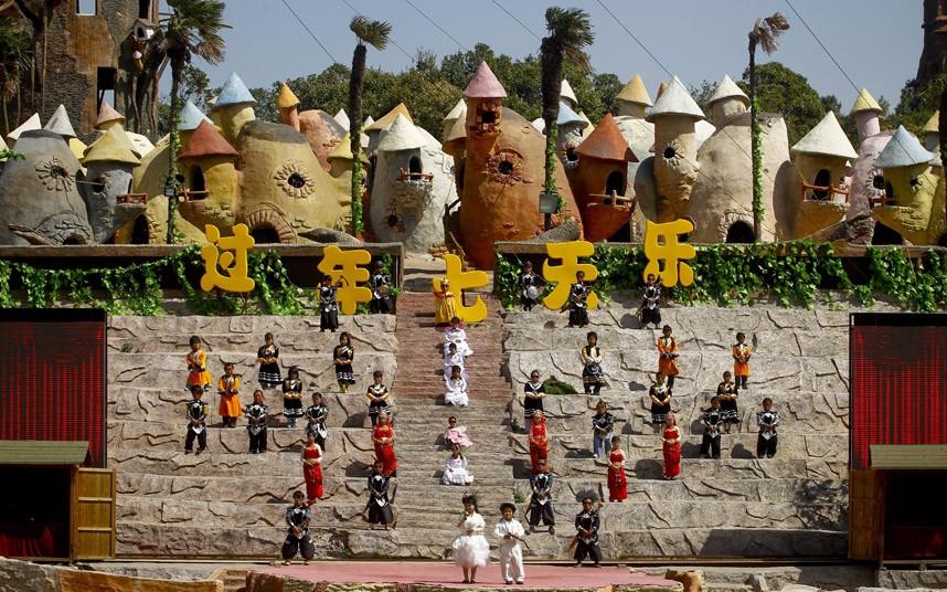 Ngôi làng của những người thấp hơn 1,3m, du lịch trung quốc, du lịch trung quốc giá rẻ, tour trung quốc, tour trung quốc giá rẻ