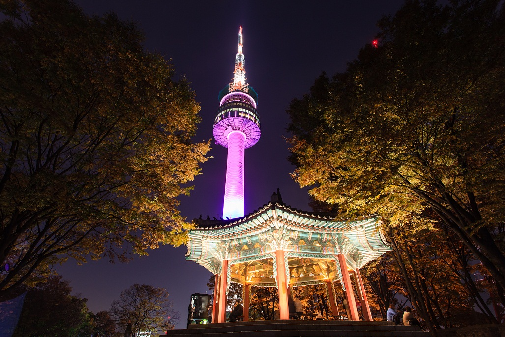 Namsan-Tower-Seoul