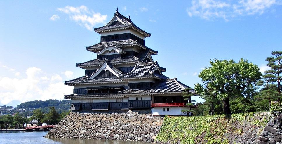 Cung Điện Hoàng Gia Matsumoto