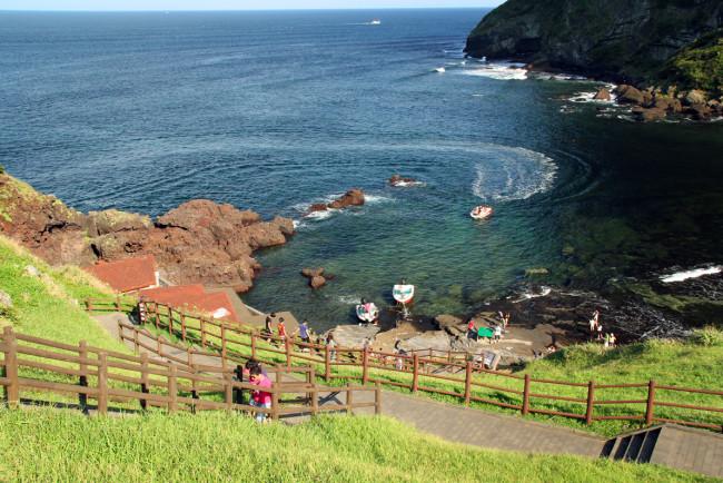 du lịch Hàn Quốc giá rẻ tham quan đảo Jeju