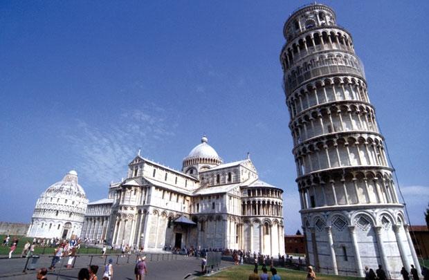 Kết quả hình ảnh cho tháp nghiêng