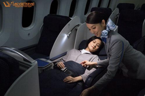 Phát hiện dịch vụ hàng không chiều lòng cả những khách hàng khó tính nhất
