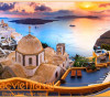 du lịch hy lạp santorini italia pháp