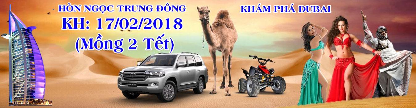 Du lịch Dubai tết âm lịch 2018