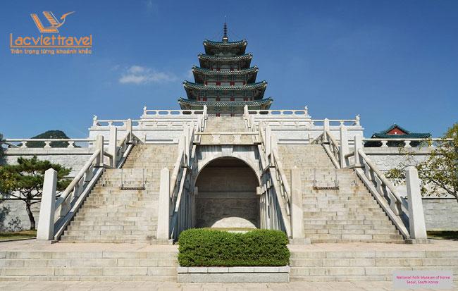 Bảo tang dân gian quốc gia Hàn Quốc