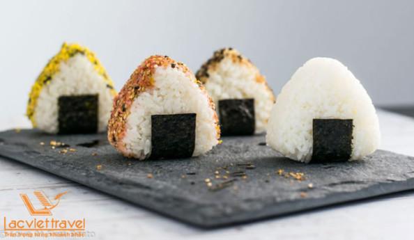 Món ăn chay khi đi du lịch Nhật Bản