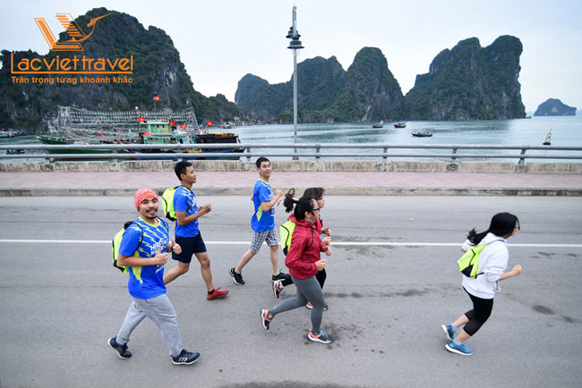 du lịch chạy tại Việt Nam