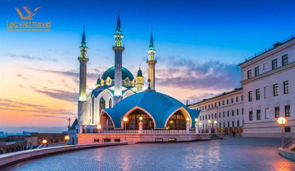 Du lịch Nga - Kazan
