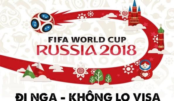 xin visa du lịch Nga