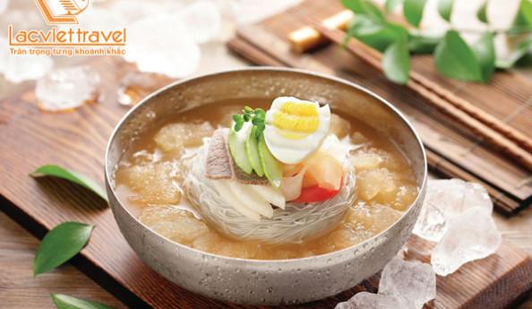 Mì lạnh Naengmyeon