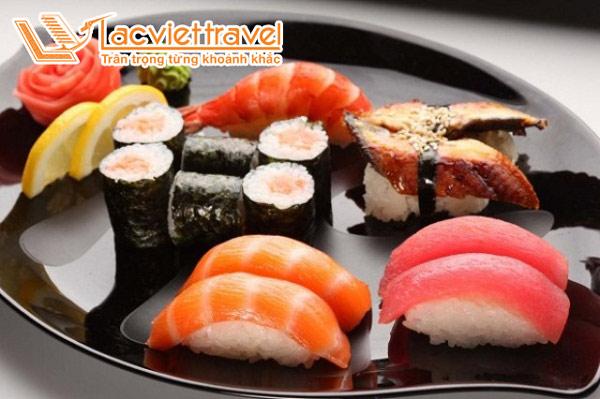 Món ăn truyền thống Nhật Bản