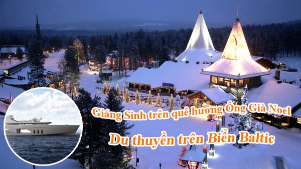 Du lịch Bắc Âu mùa Noel