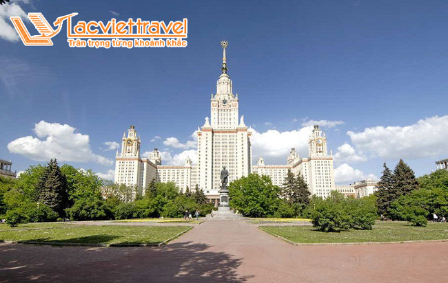 trường Đại học Moscow