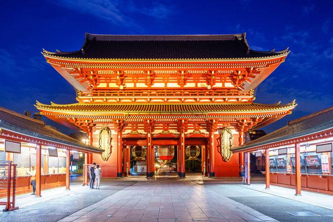Đền Ashakusa