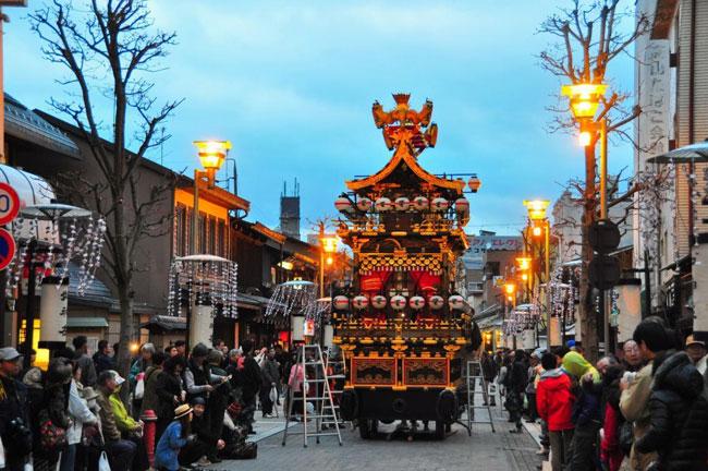 Kinh nghiệm du lịch Nhật Bản dành cho người ưa náo nhiệt