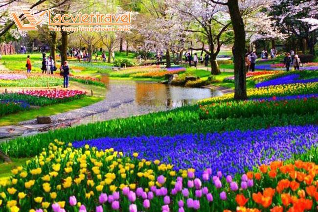 công viên Showa Kinen