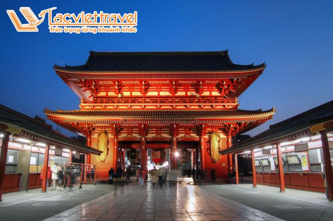 du lịch Nhật Bản 4 ngày từ HCM