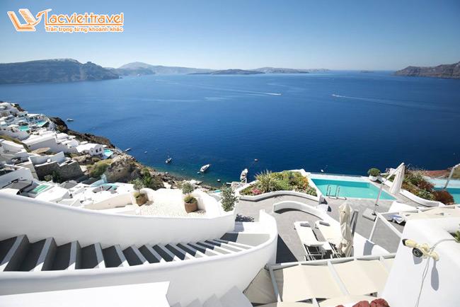 Pyrgos - điểm đến không thể bỏ qua trong chuyến du lịch Santorini