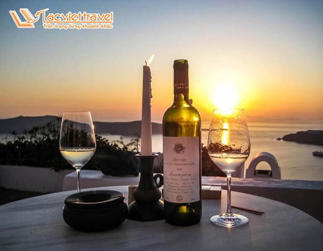Rượu vang Hy Lạp