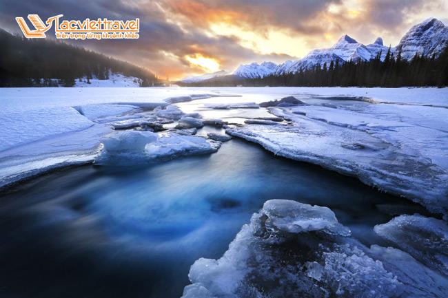 sông băng Atabasca