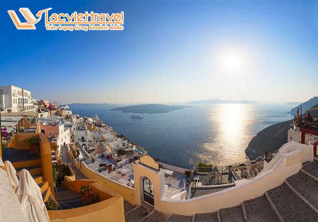 Thira (Fira) - tour du lịch Santorini giá rẻ