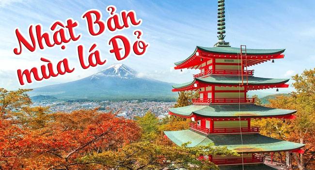 Tour du lịch Nhật Bản 6 ngày