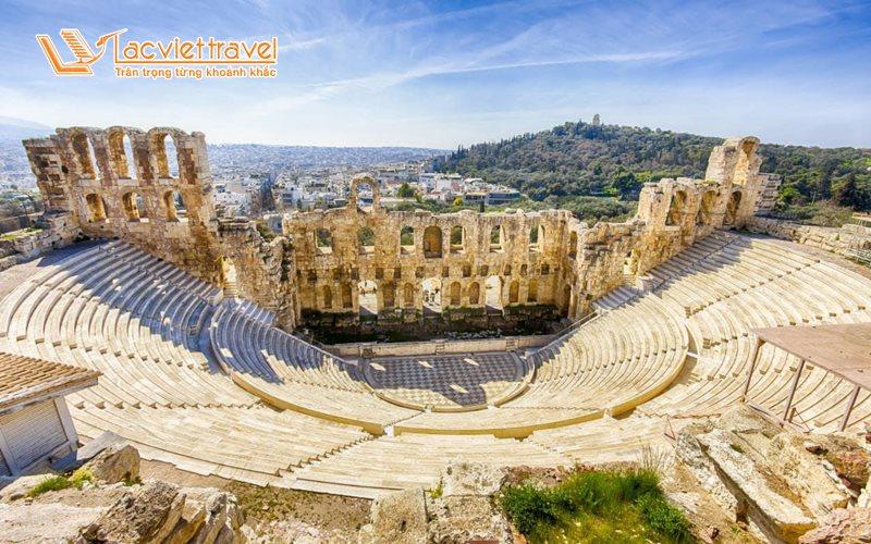 Du lịch Hy Lạp giá rẻ