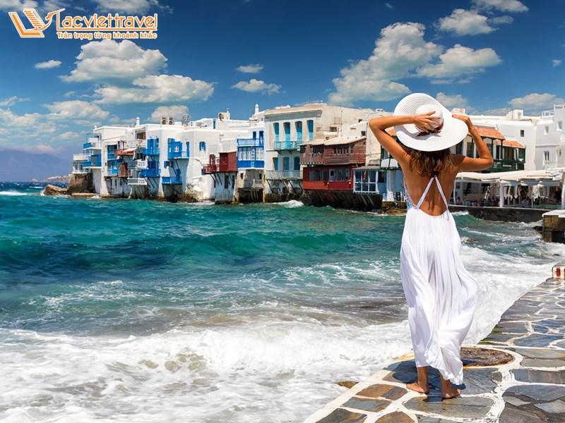 Đảo Mykonos - Hy Lạp