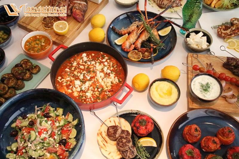 ẩm thực của Hy Lạp