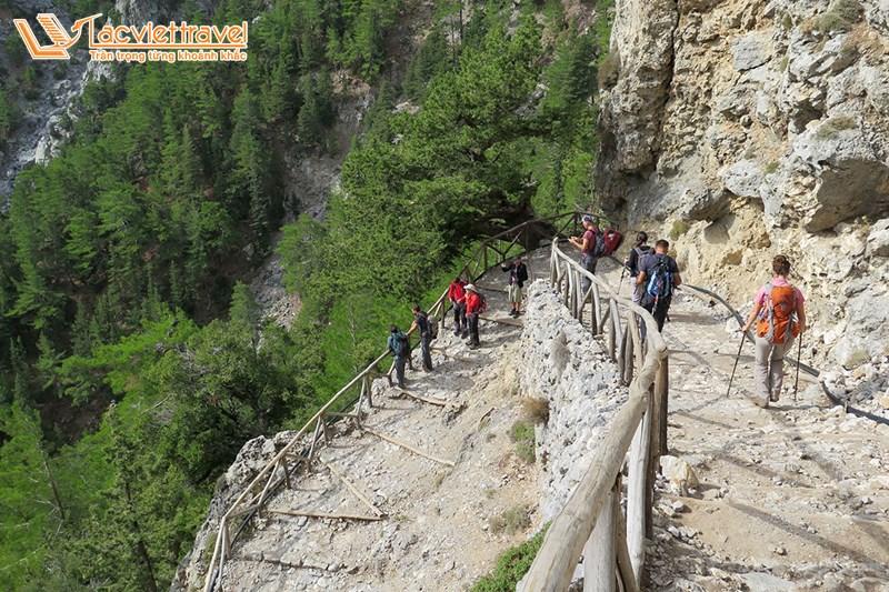 Hẻm núi Samaria