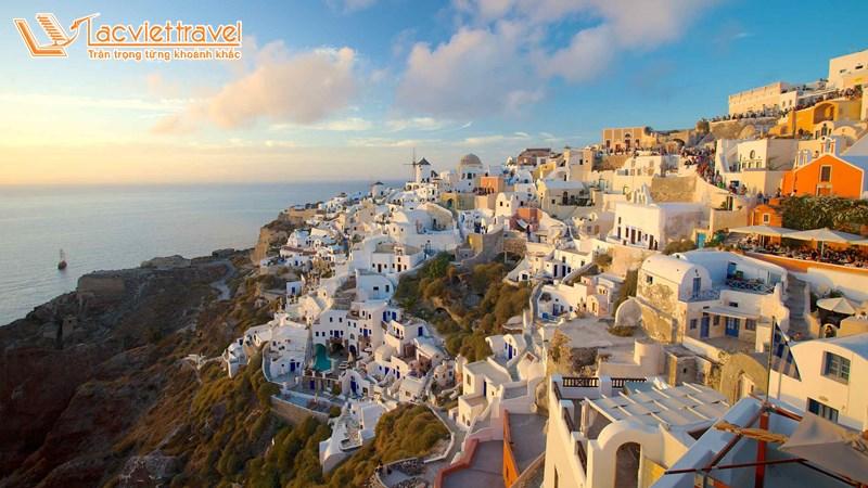 Thời điểm lý tưởng nhất để đi du lịch Hy Lạp