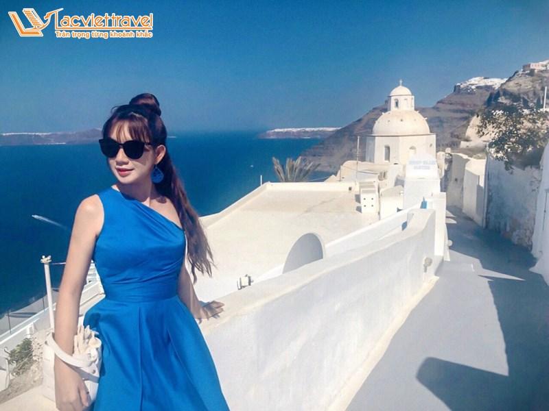 Nên mặc gì khi đến Hy Lạp