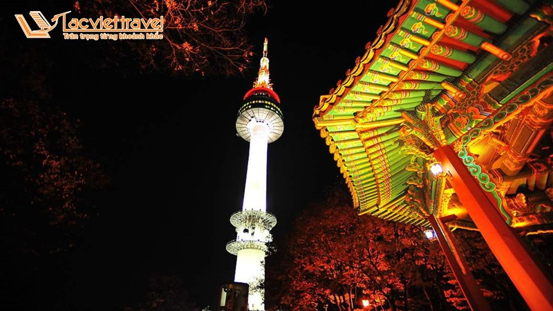 Tháp truyền hình Namsan