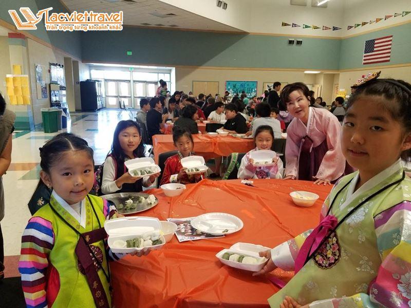 Lễ hội đón Trung Thu Hàn Quốc