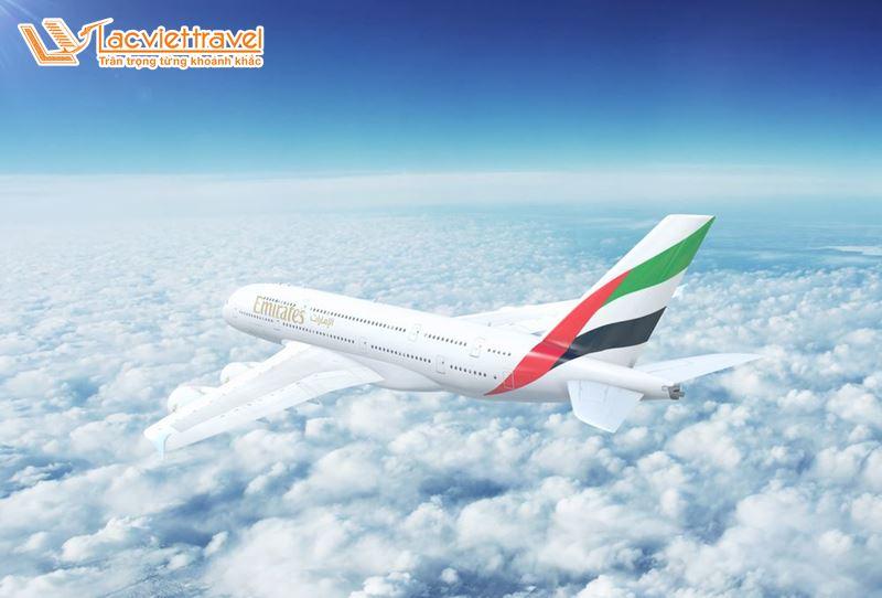 Du lịch Dubai Hàng không 5 sao
